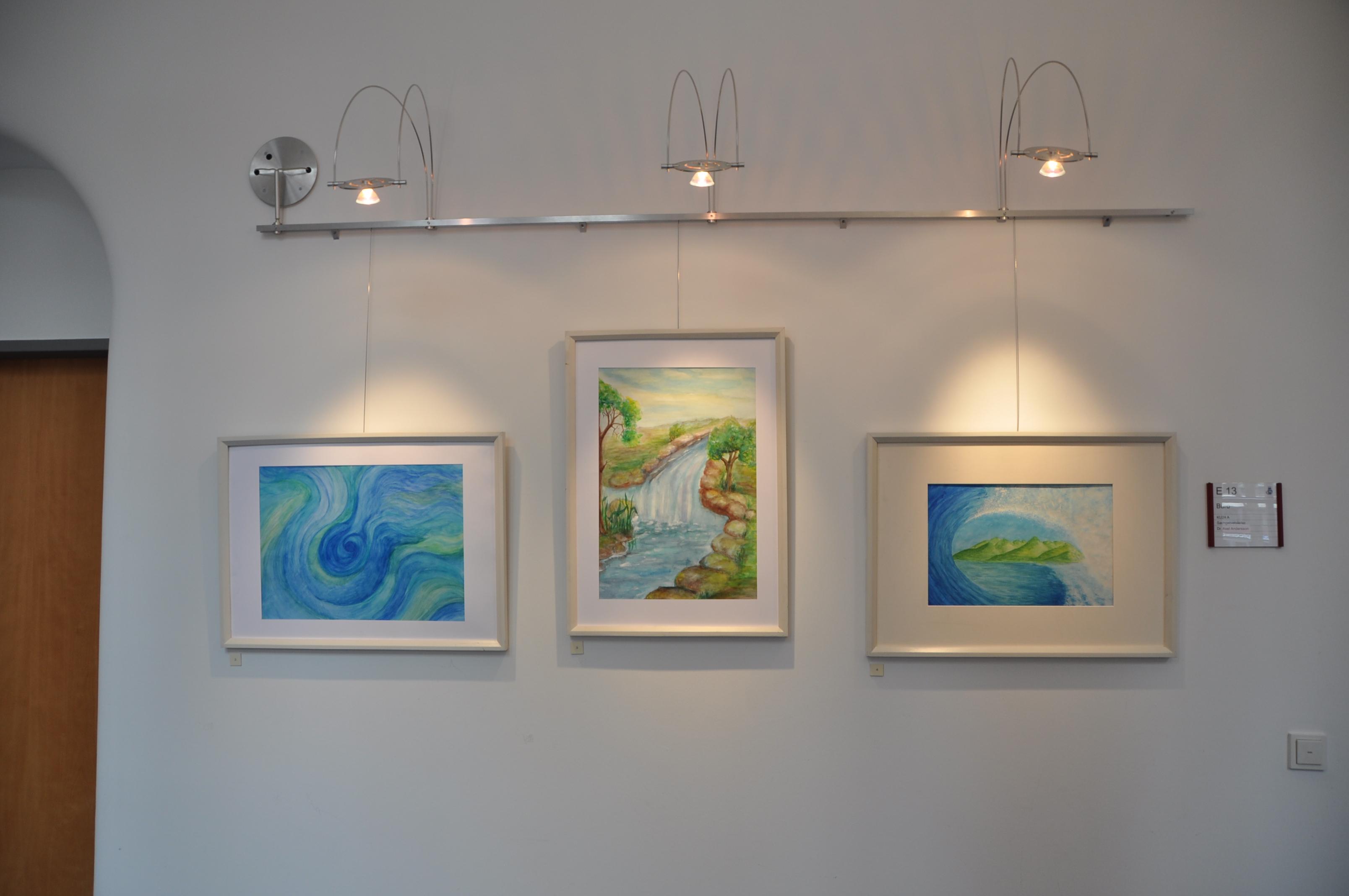 Vernissage im Seewetteramt Kunstakademie 2016