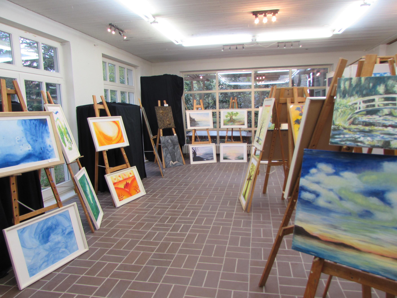 Frühjahrsausstellung der Kunstakademie 2016